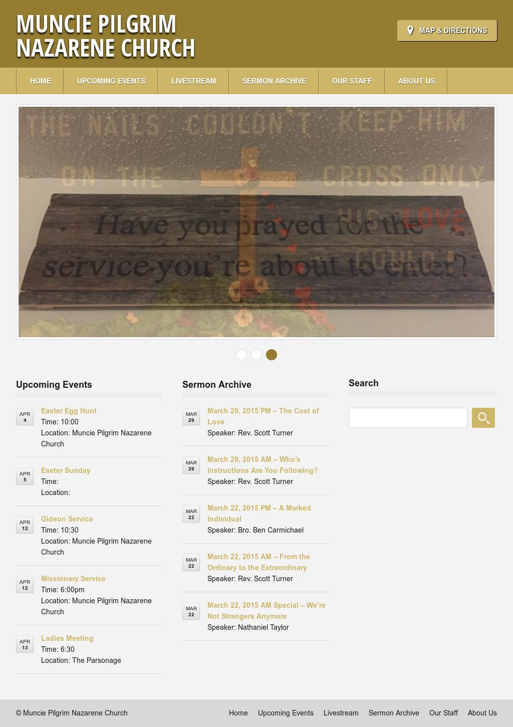 Muncie Pilgrim Nazarene Church Competitors, Revenue and