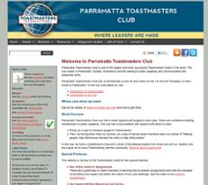 Parramatta toastmasters