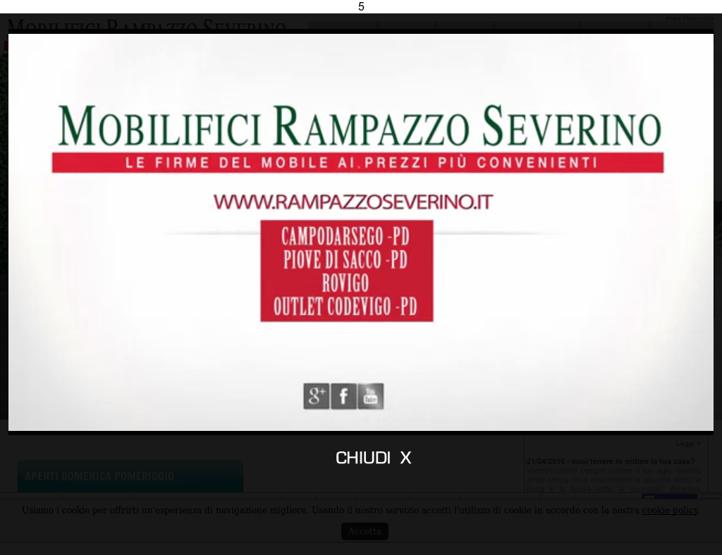 Mobilifici Rampazzo Severino Competitors, Revenue and Employees ...