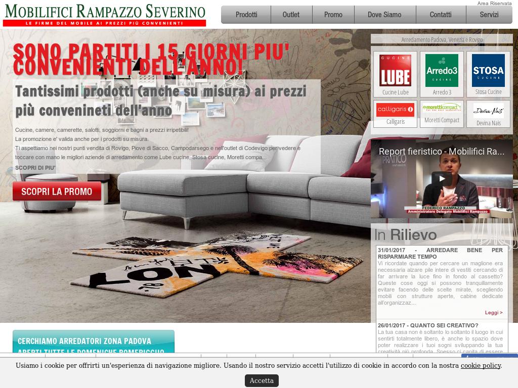 Mobilifici Rampazzo Severino Competitors, Revenue and ...