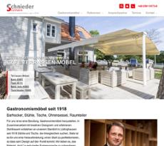 Stuhlfabrik Schnieder Competitors Revenue And Employees Owler
