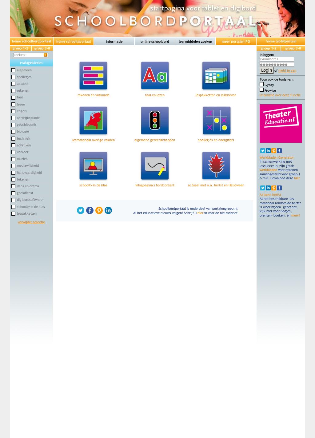 Nieuw Schoolbordportaal.nl Competitors, Revenue and Employees - Owler XD-96