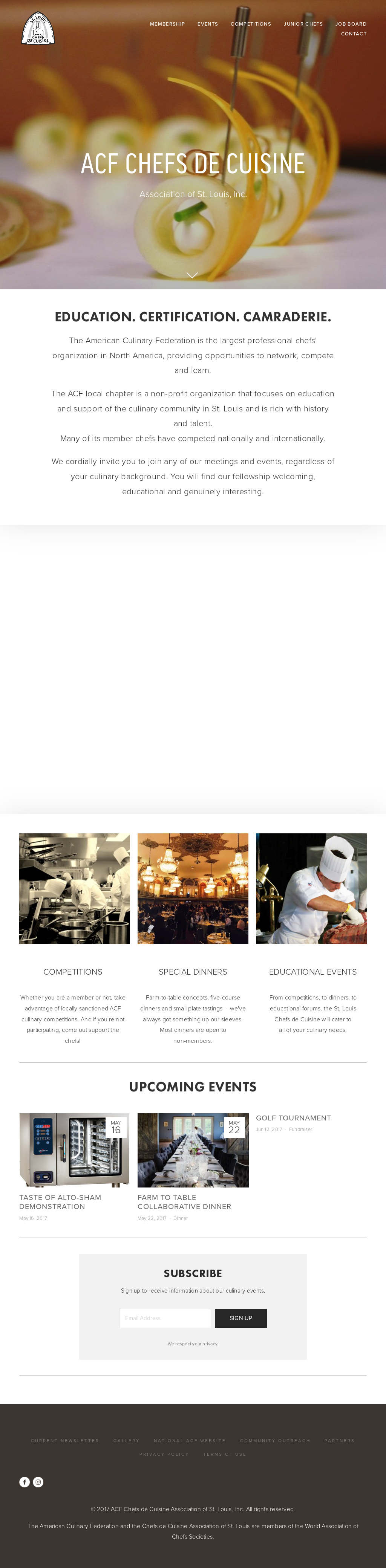 dating site for chefs Five denver chefs who are rising stars right now share this:  i am just coming out of an eight-year relationship with a man i met through an internet dating site.