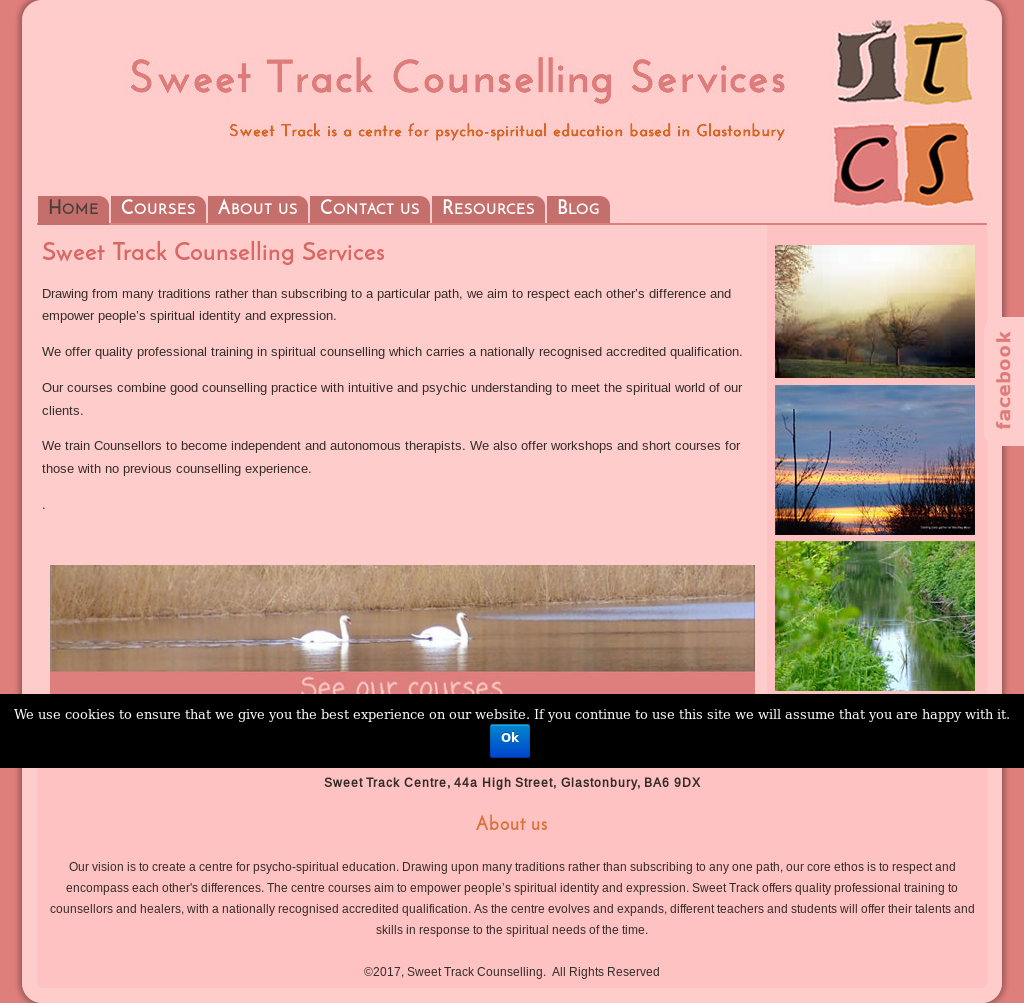 Sweet Track Counselling Competitors, Revenue and Employees
