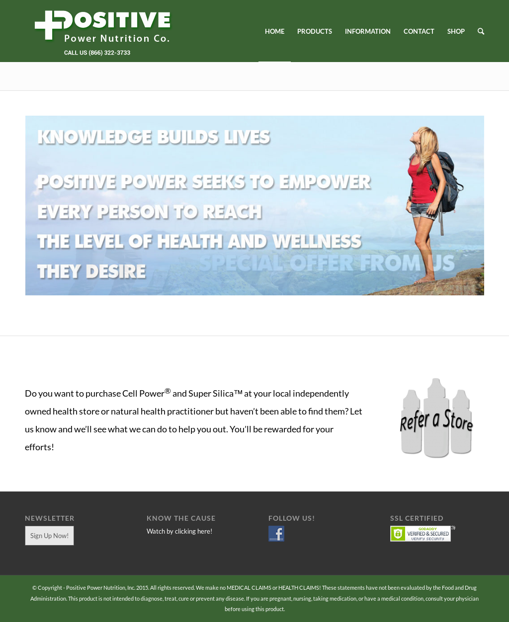 Positive Power Nutrition Competitors Revenue And Employees Owler