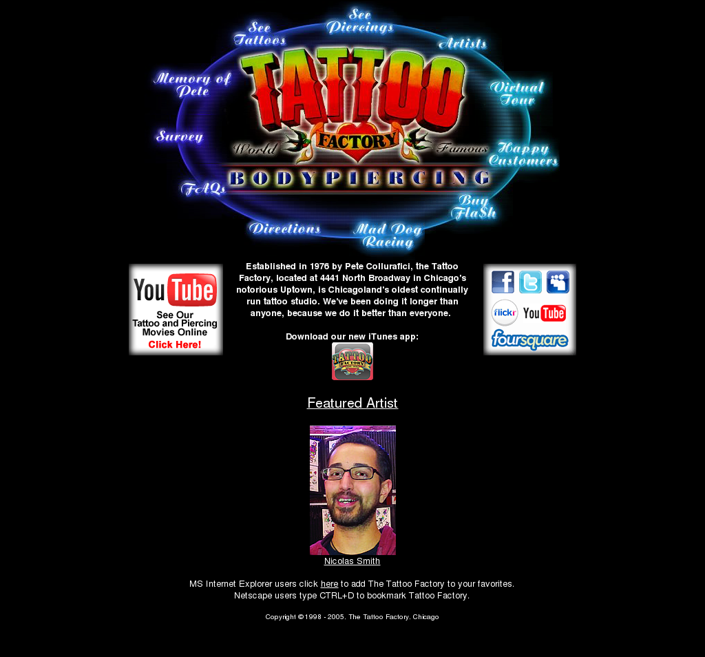Tattoo Factory Competitors, Revenue and Employees - Owler Company ...