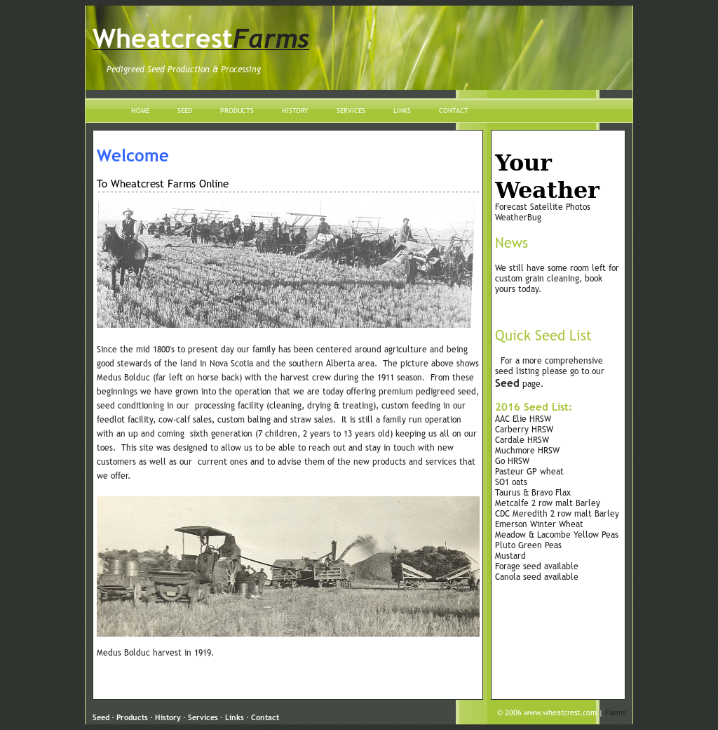 Wheatcrest Farms Competitors, Revenue and Employees - Owler