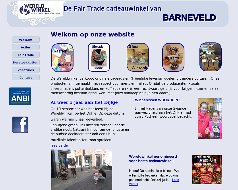 Wereldwinkel Barneveld Competitors Revenue And Employees