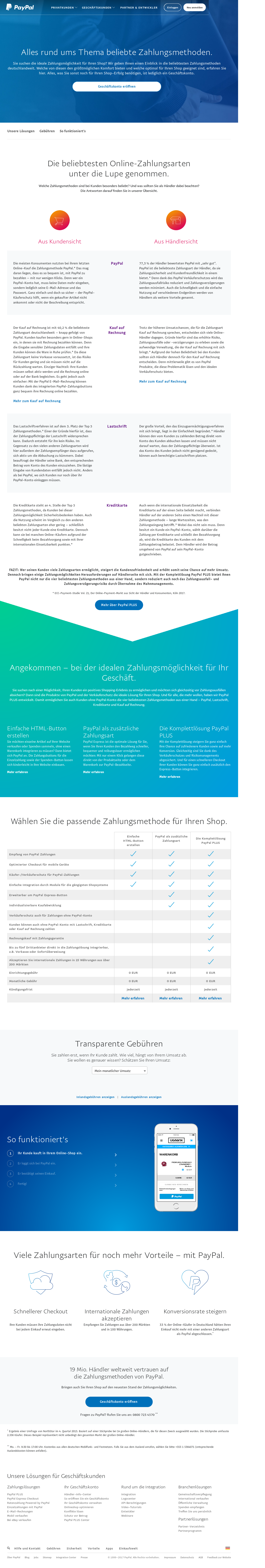 paypal anrufen