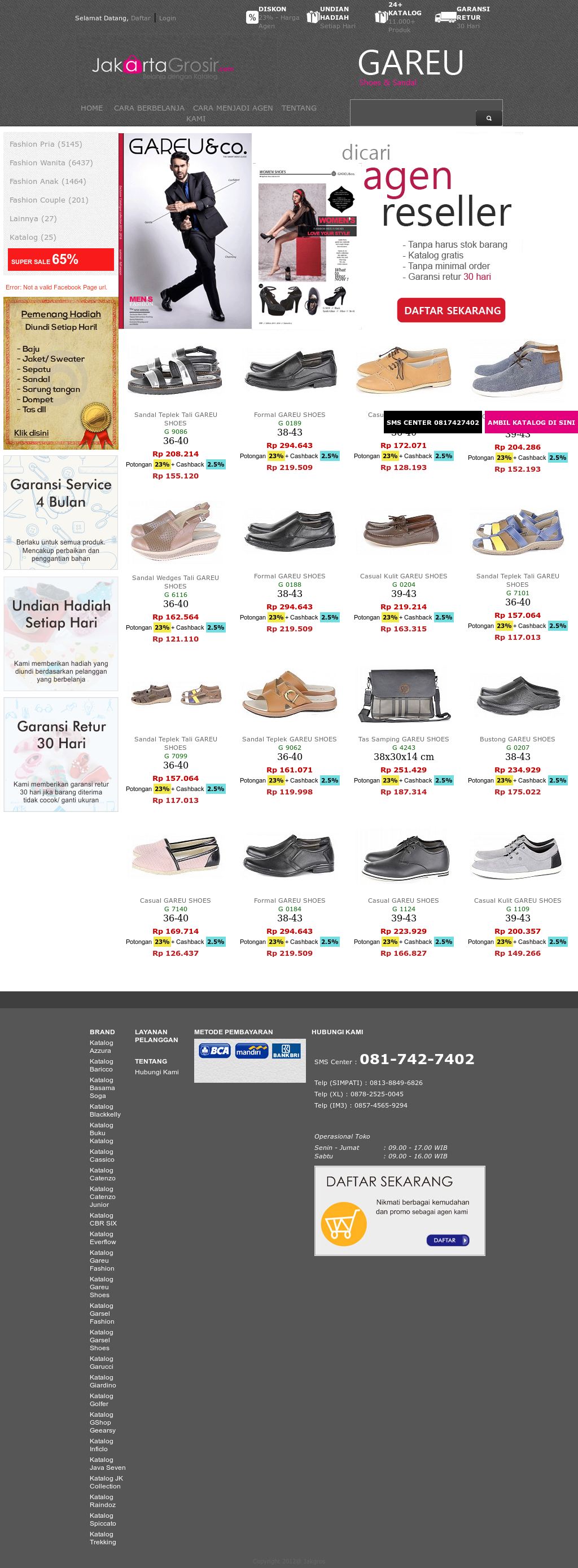 Gareu Competitors Revenue And Employees Owler Company Profile Katalog Buku Baju