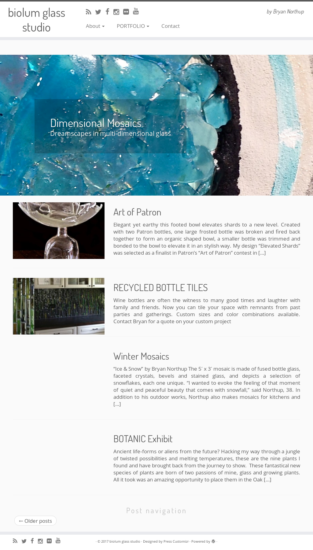 Biolum Glass Studio Competitors, Revenue and Employees