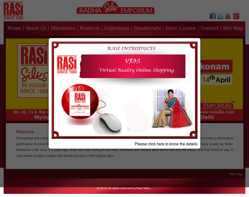 Radha Silk Emporium Competitors, Revenue and Employees - Owler