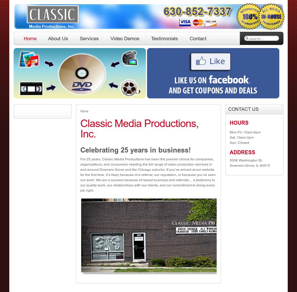 media production company profile pdf