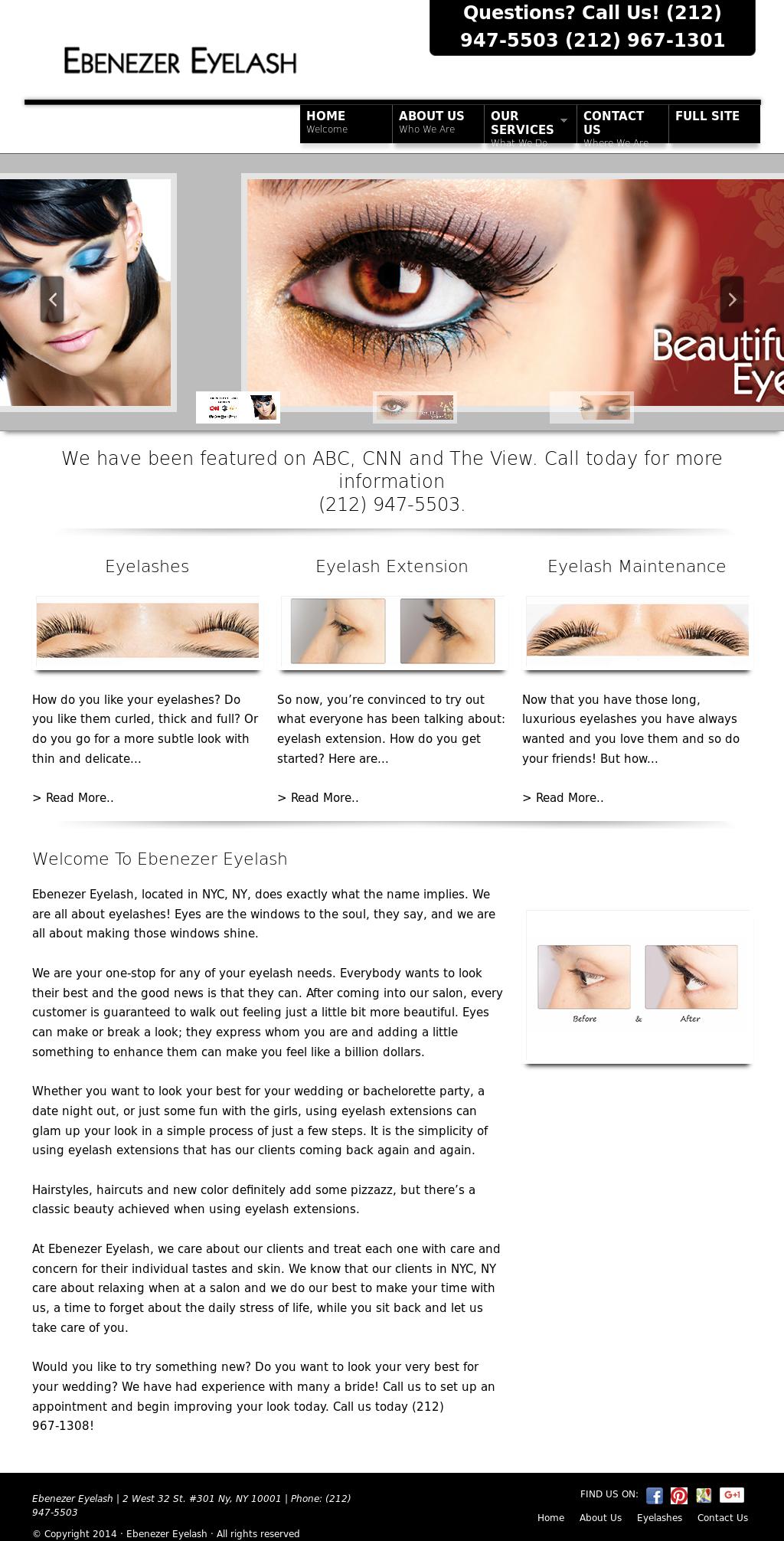 Ebenezer Eyelash Competitors Revenue And Employees Owler Company