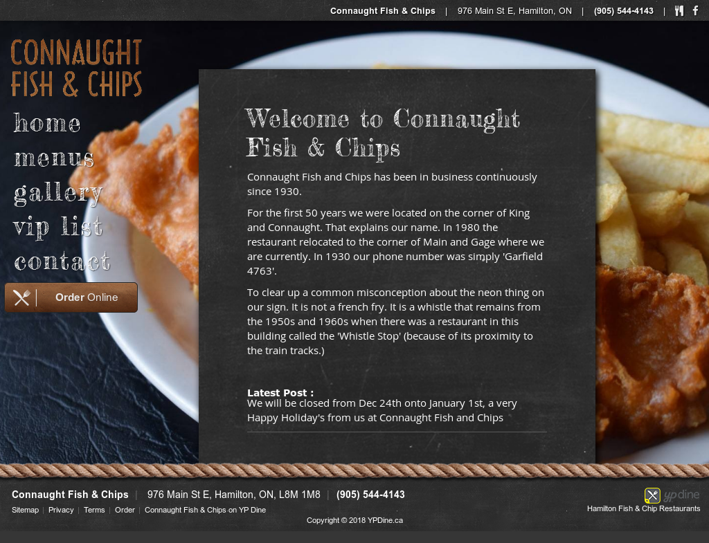 Connaught Fish & Chips Competitors, Revenue and Employees