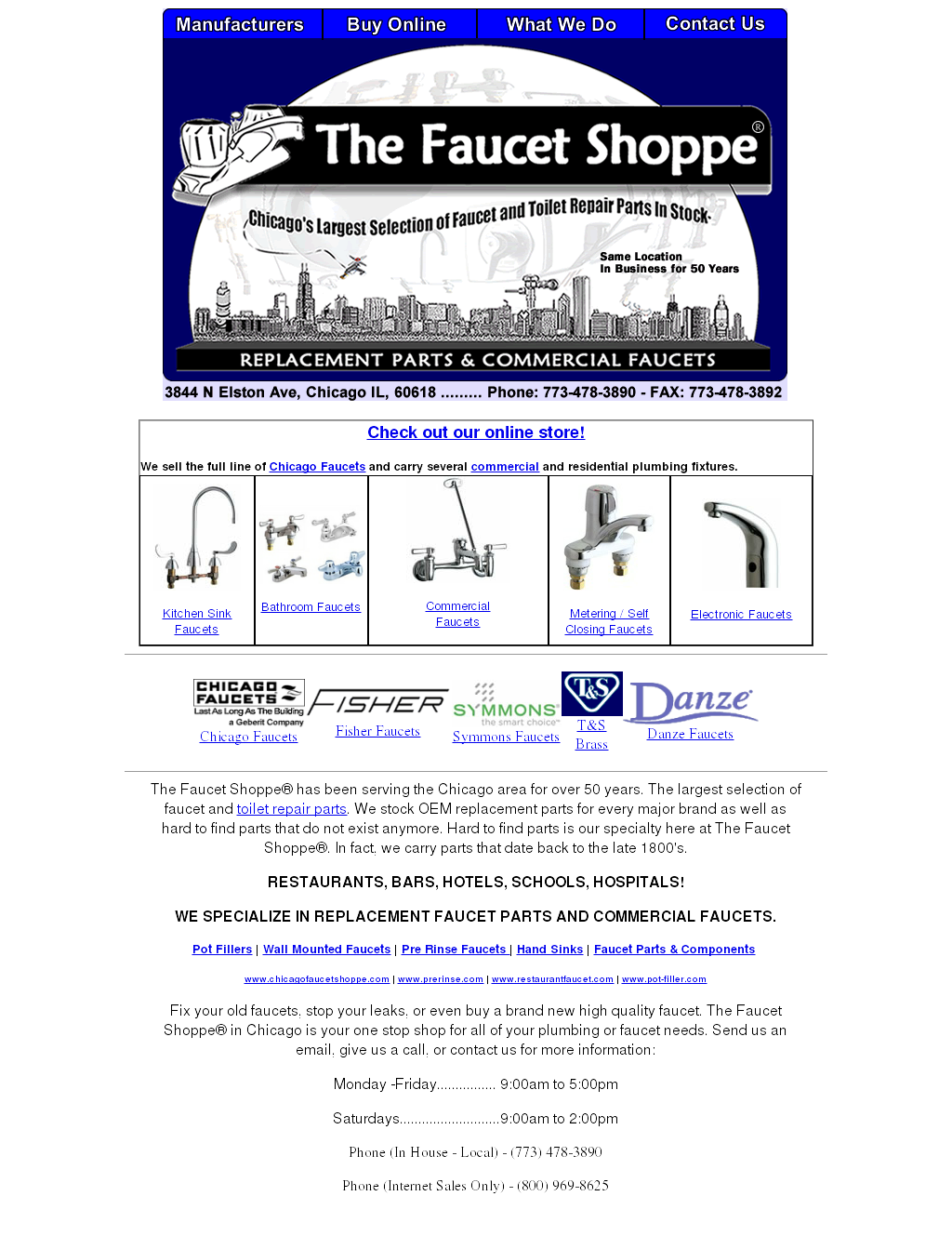 The Faucet Shoppe Competitors, Revenue and Employees - Owler Company ...