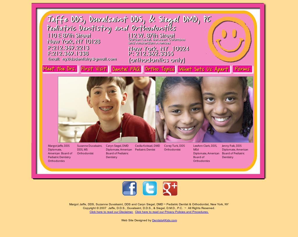 Pediatric Dentistry And Orthodontics Competitors, Revenue and