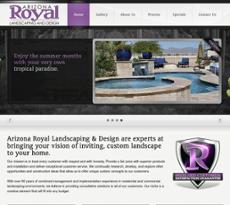 Arizona Royal Landscaping Design Competitors Revenue And
