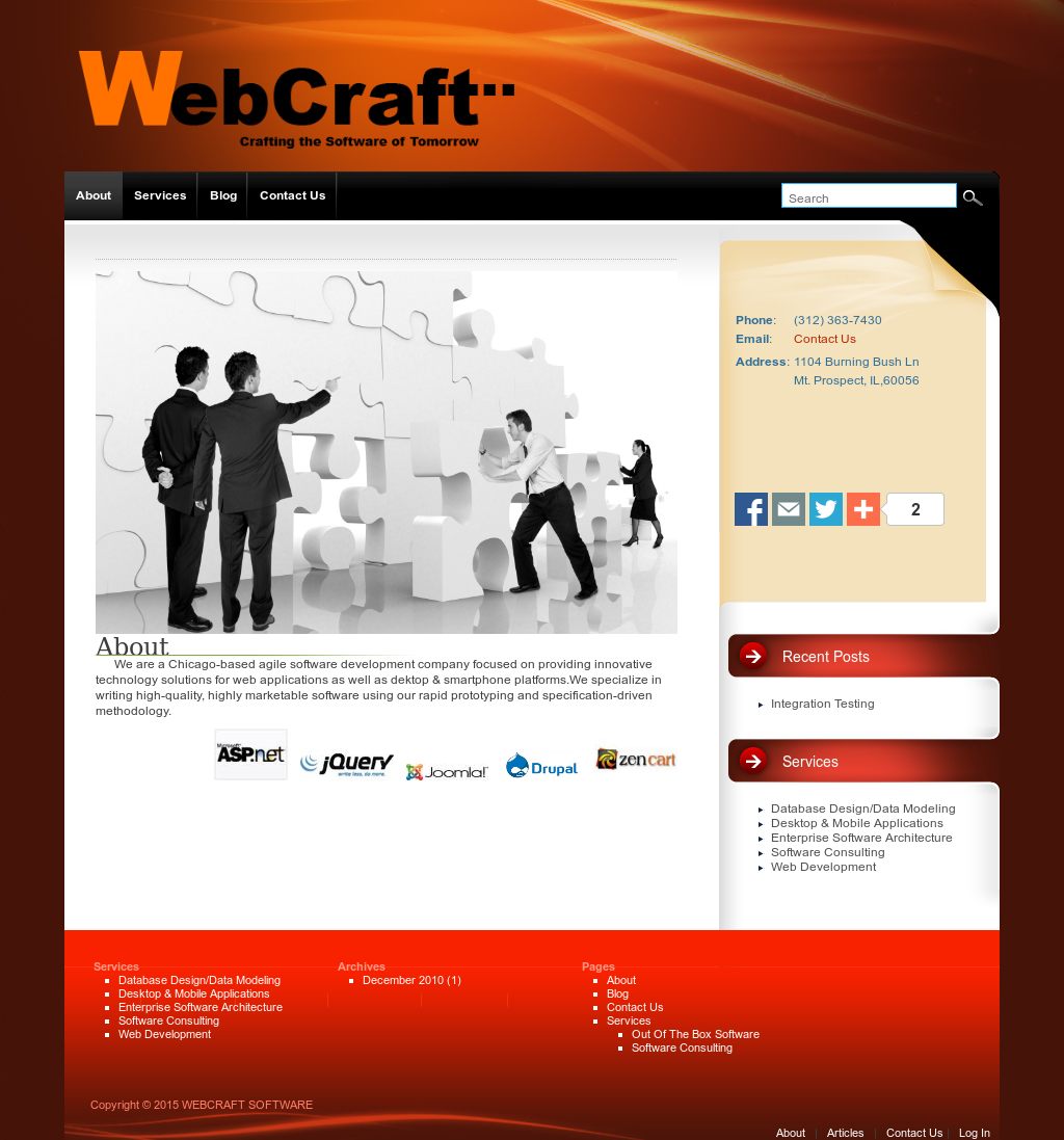 Webcraft online dating