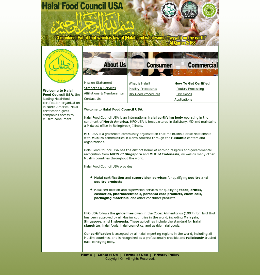 Halal Food Council Usa Competitors Revenue And Employees Owler