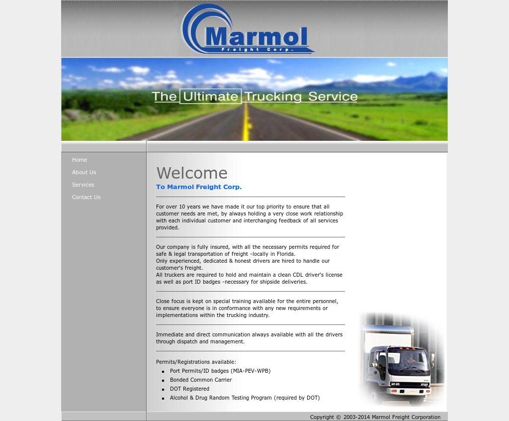 Marmol Freight Competitors, Revenue and Employees - Owler