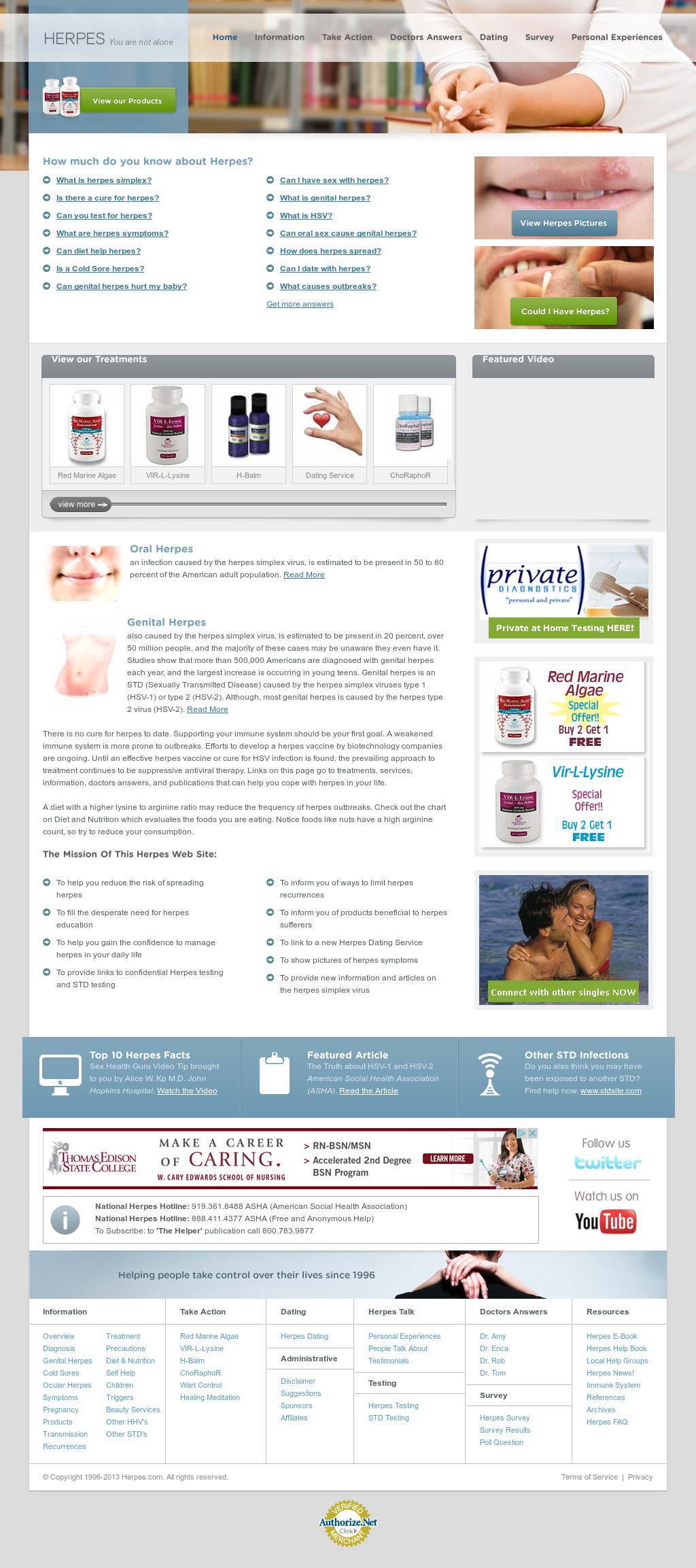 Herpes Competitors, Revenue and Employees - Owler Company Profile