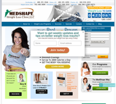 Medshape Weight Loss Clinic Competitors Revenue And Employees