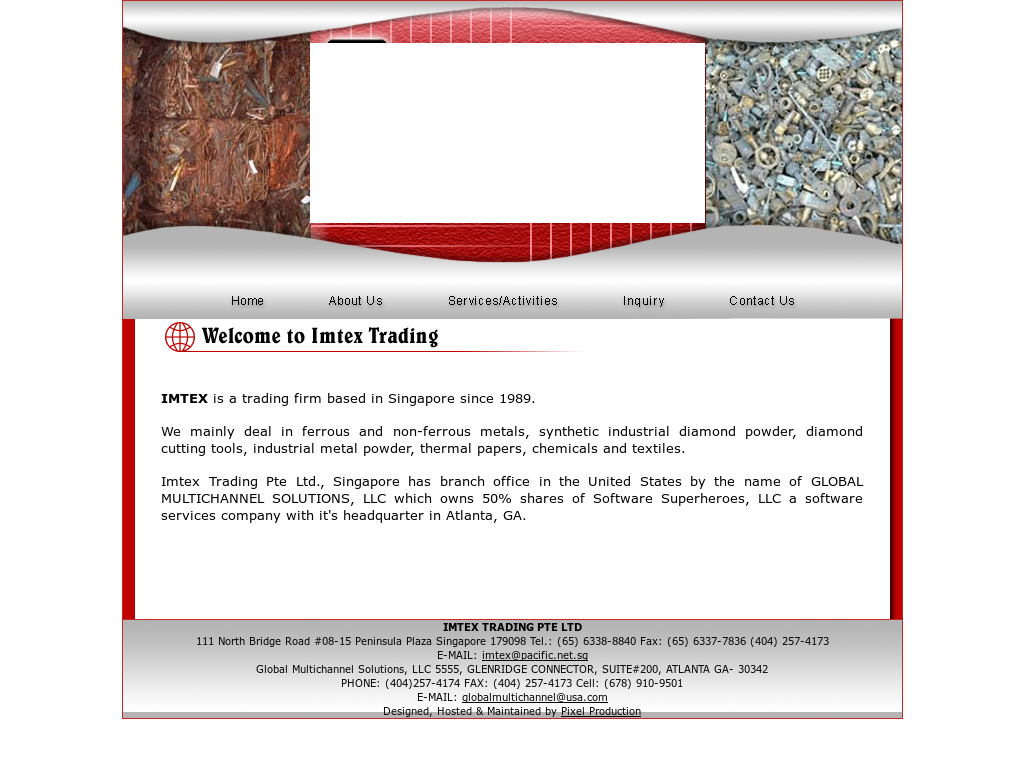Imtex Trading Competitors, Revenue and Employees - Owler Company Profile