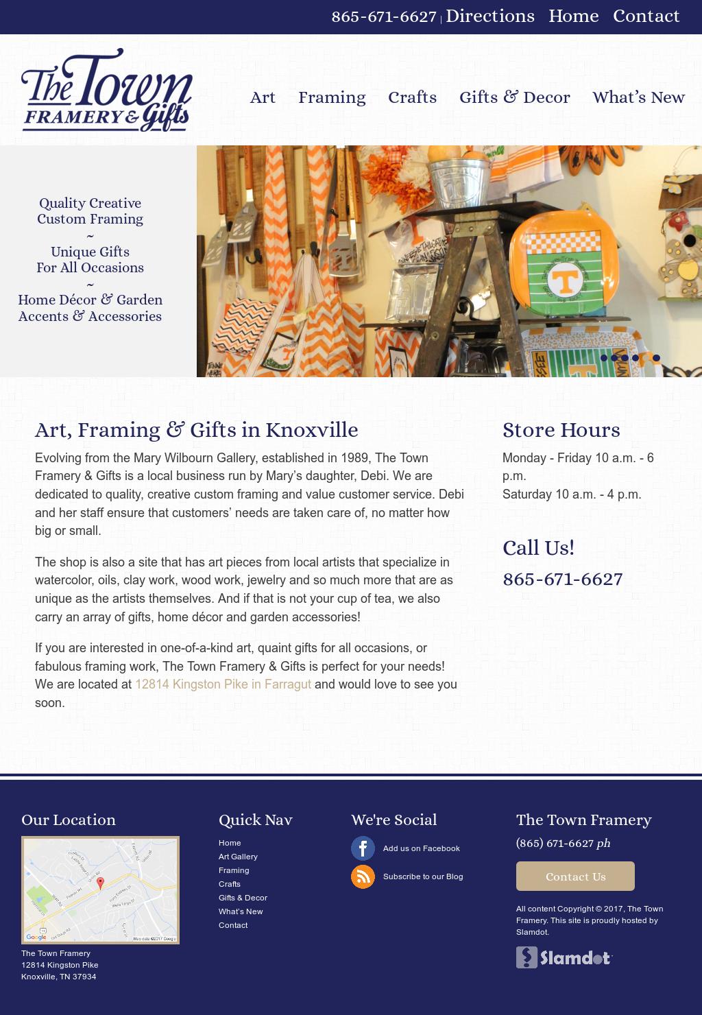 Nett Framing Knoxville Bilder - Rahmen Ideen - markjohnsonshow.info