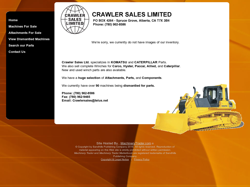 Crawler Sales Competitors, Revenue and Employees - Owler Company Profile