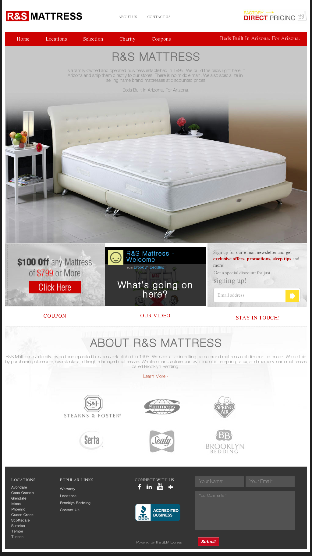 R S Mattress Competitors Revenue And Employees Owler Company Profile