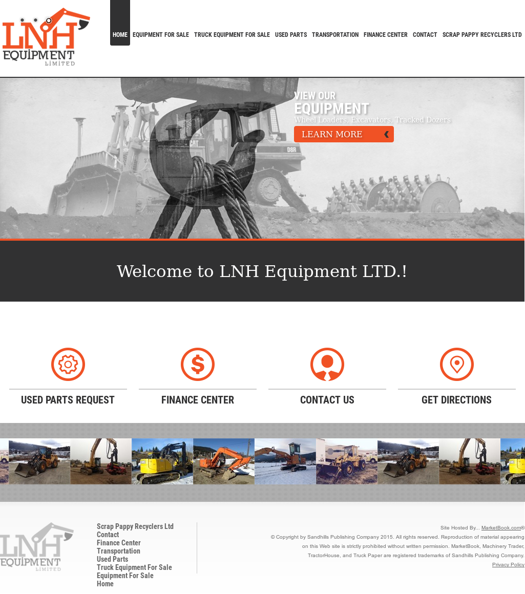 Lnh Equipment Competitors Revenue And Employees Owler