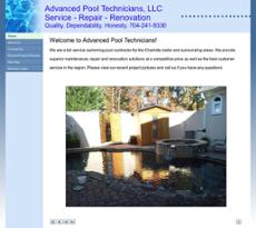 advanced pool technicians company profile owler