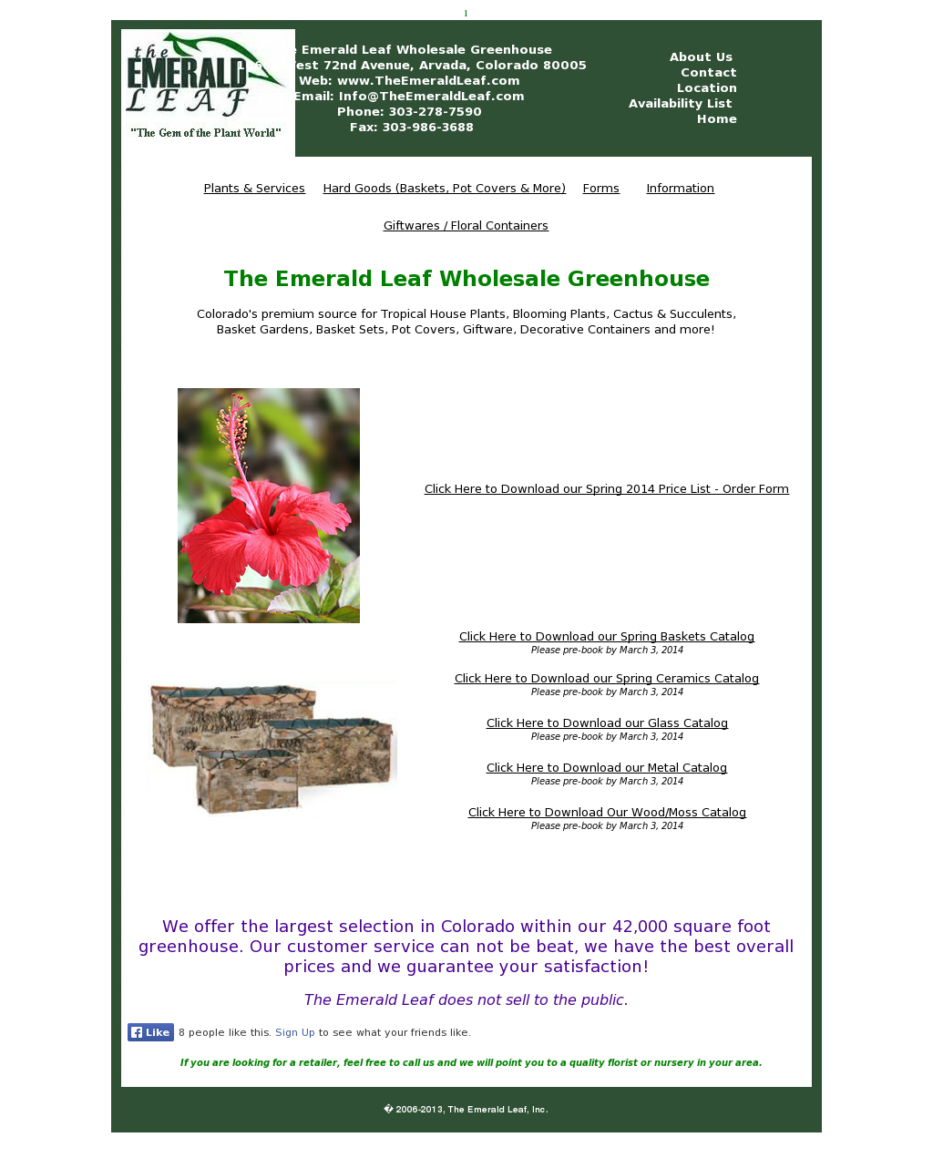 The Emerald Leaf Competitors, Revenue and Employees - Owler
