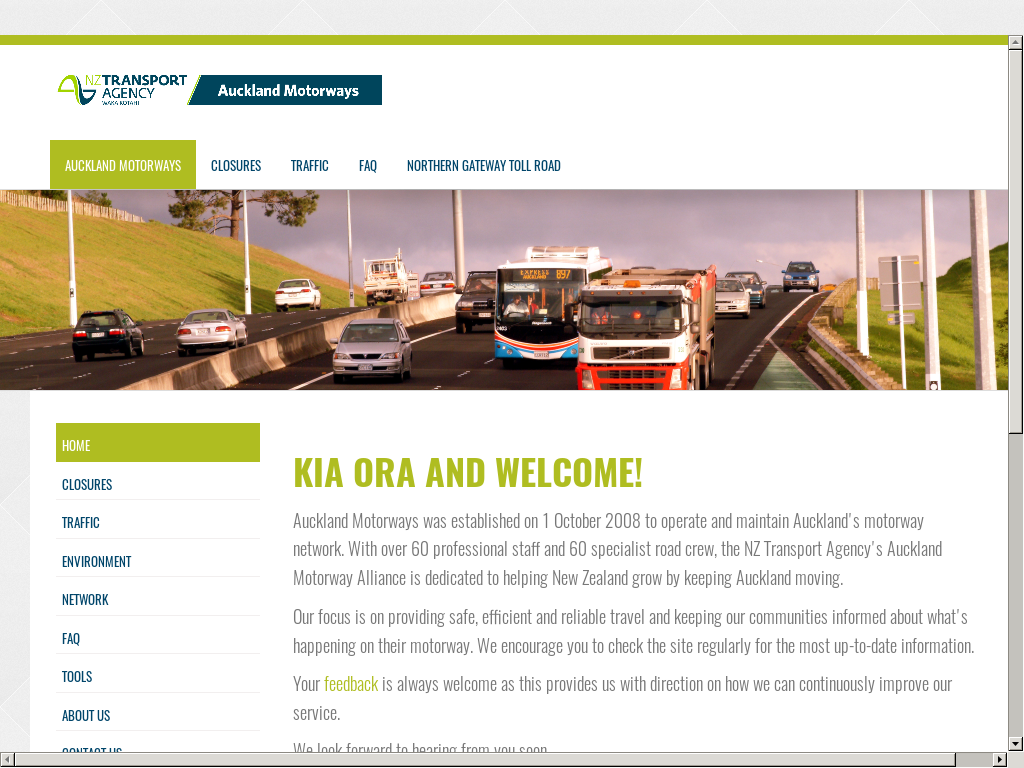 Auckland Motorway Alliance Competitors, Revenue and