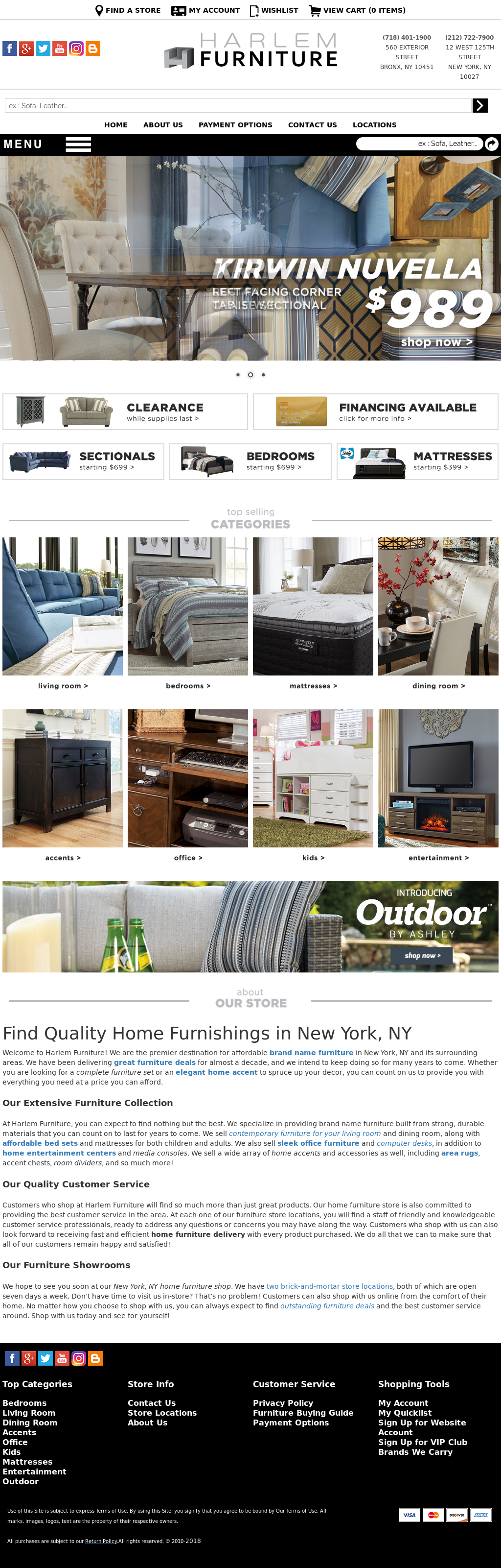 Harlem Furniture Competitors, Revenue and Employees - Owler