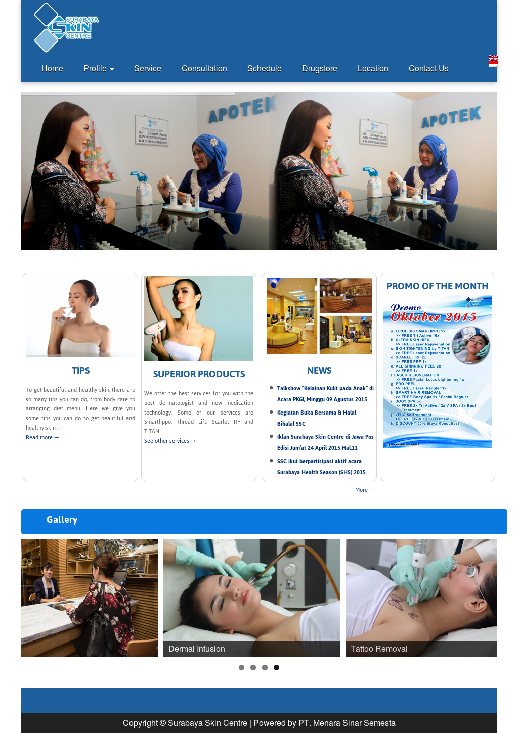Surabaya Skin Centre Competitors, Revenue and Employees