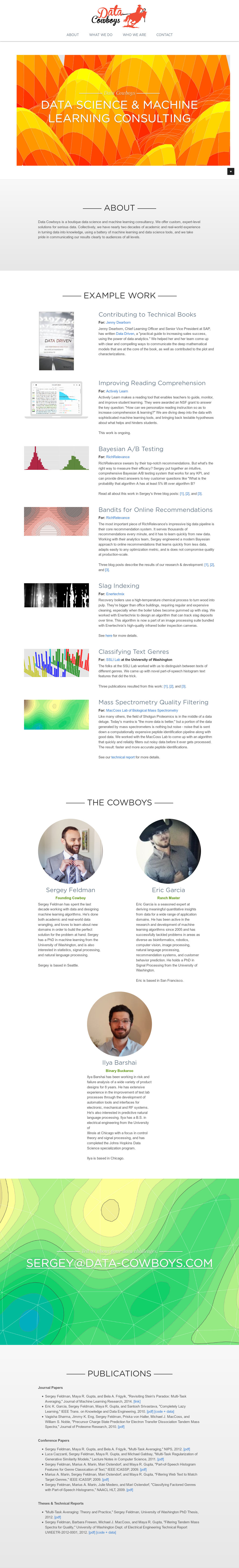 Data Cowboys Competitors, Revenue and Employees - Owler Company Profile