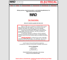Mad Enterprises Wiring Diagram on mad fans, mad building, mad design, mad springs, mad parts,