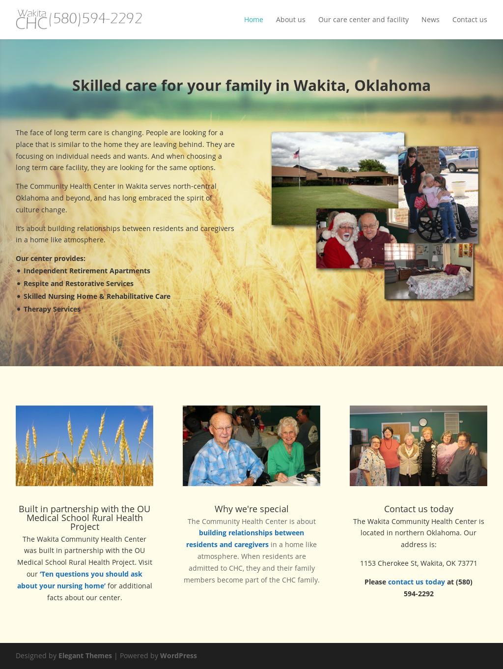 Wakita Community Health Center Competitors, Revenue and