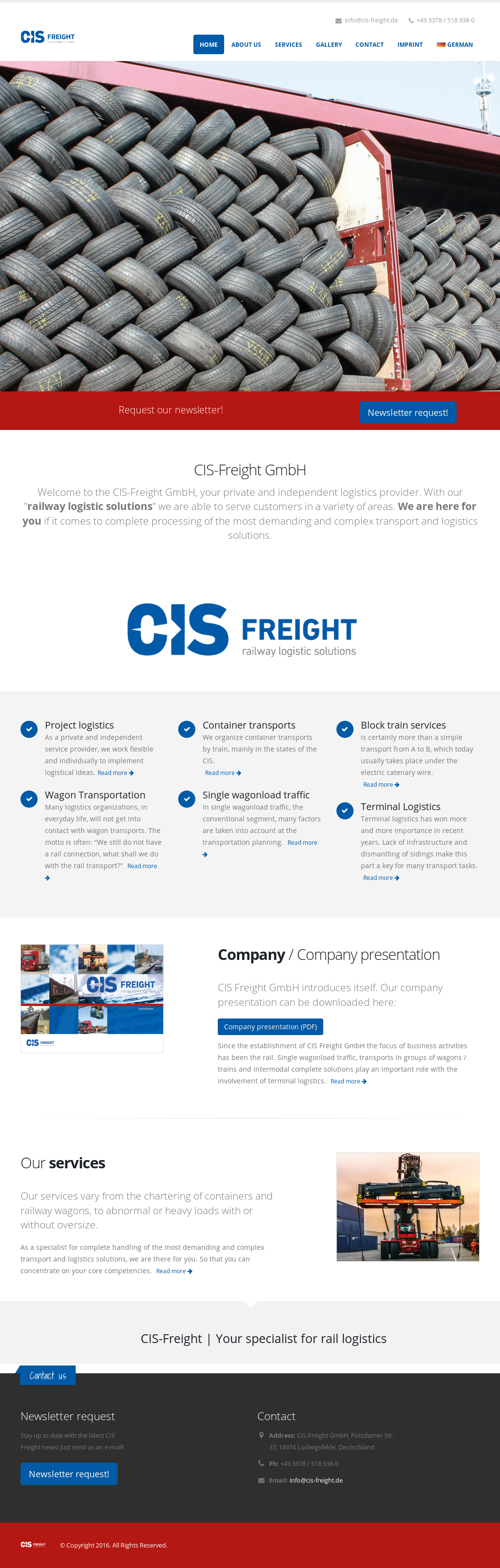 Cis-freight Competitors, Revenue and Employees - Owler