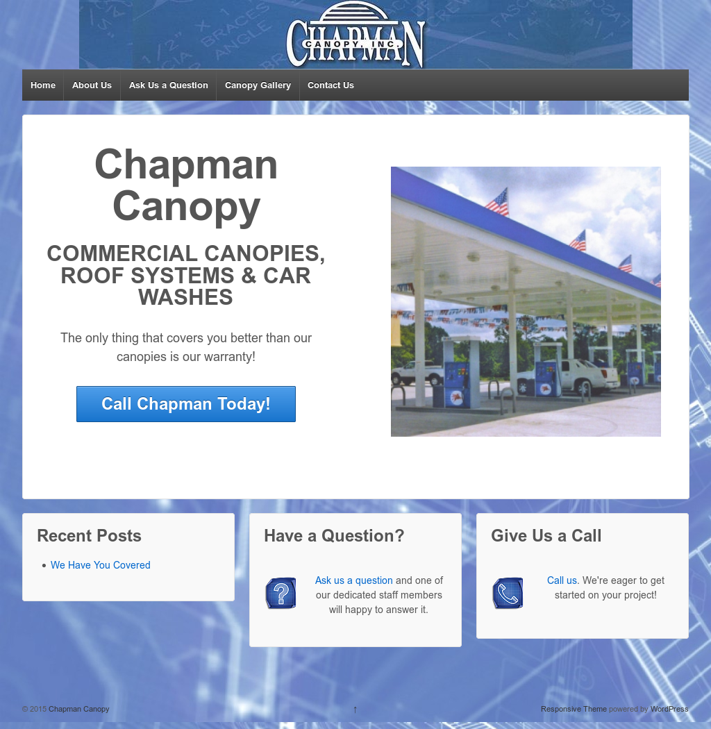 Chapman Canopy Competitors, Revenue and Employees - Owler