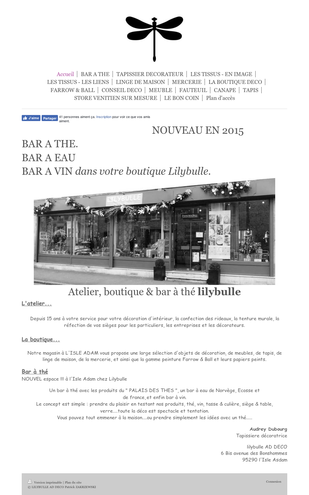 Lilybulle Ad Deco Competitors Revenue And Employees Owler