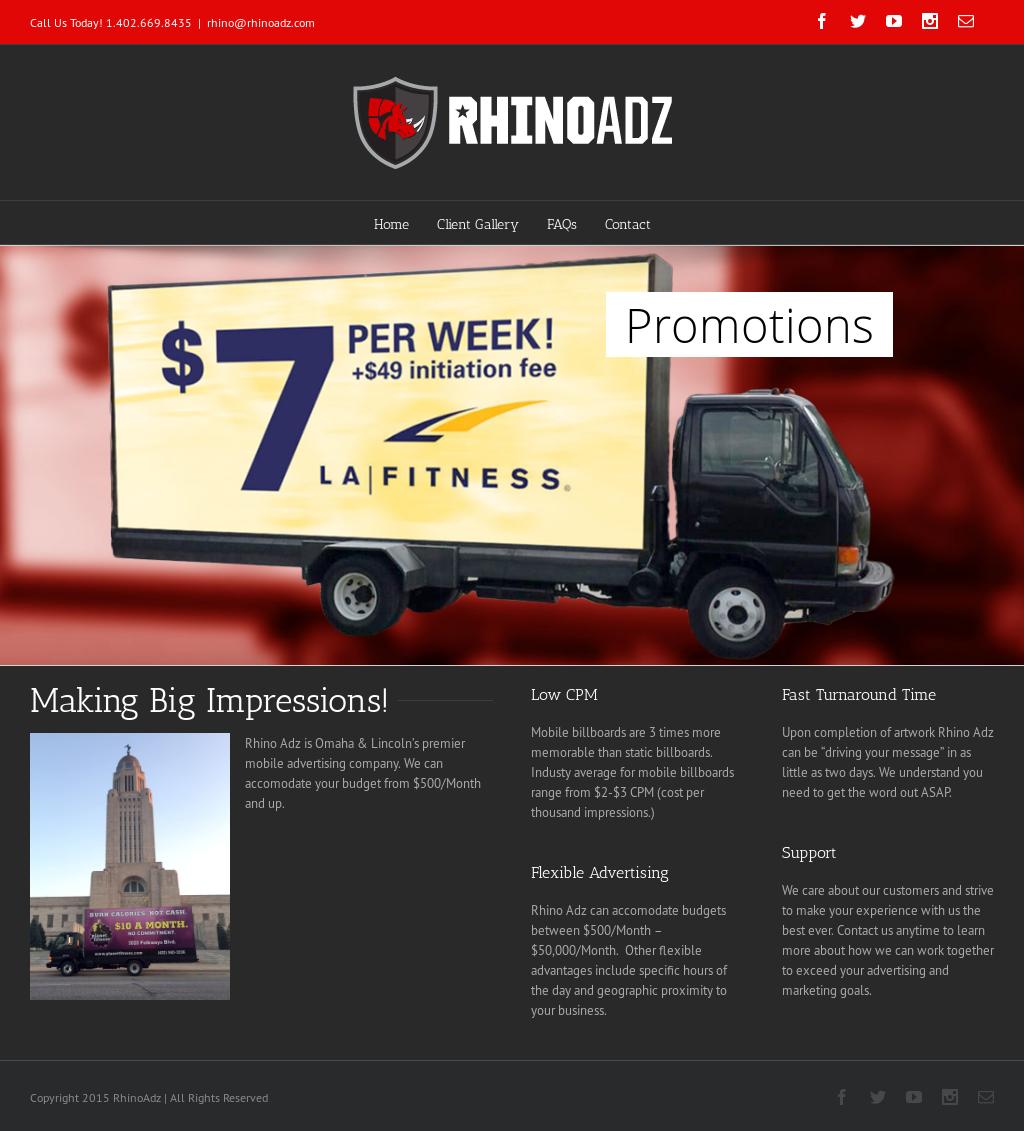 Rhino Adz Competitors, Revenue and Employees - Owler