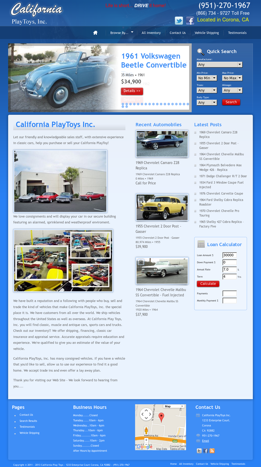california Playtoys Competitors, Revenue and Employees - Owler