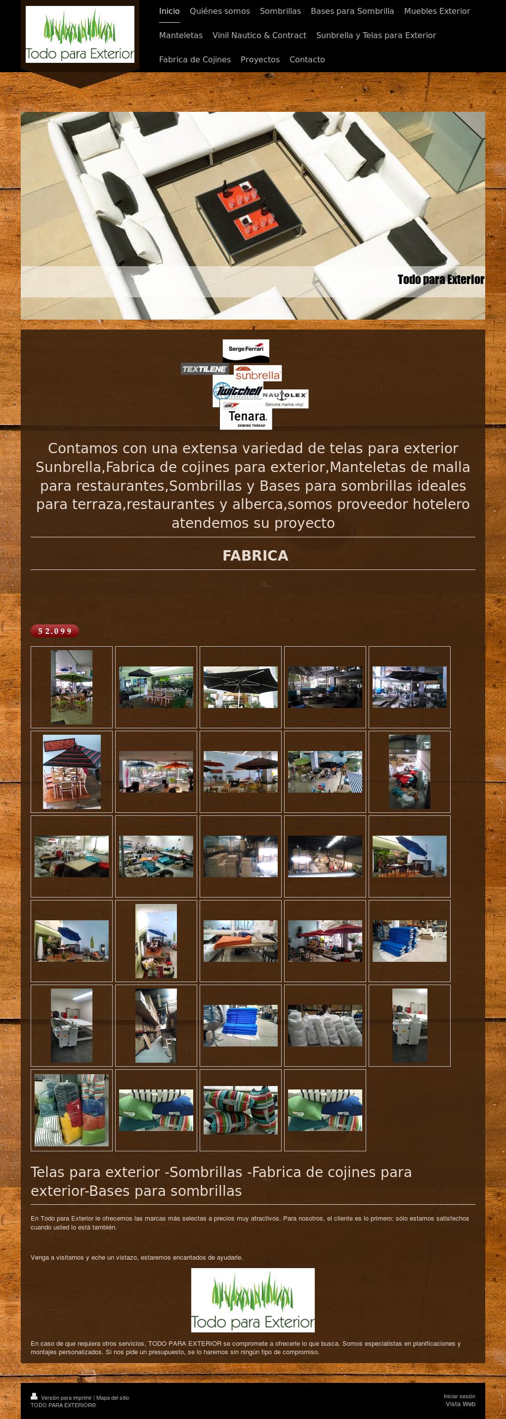 Sunbrella Mexico Competitors Revenue And Employees Owler