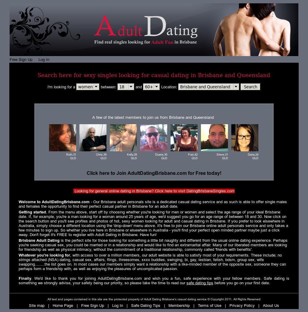Dating nettsted demografi