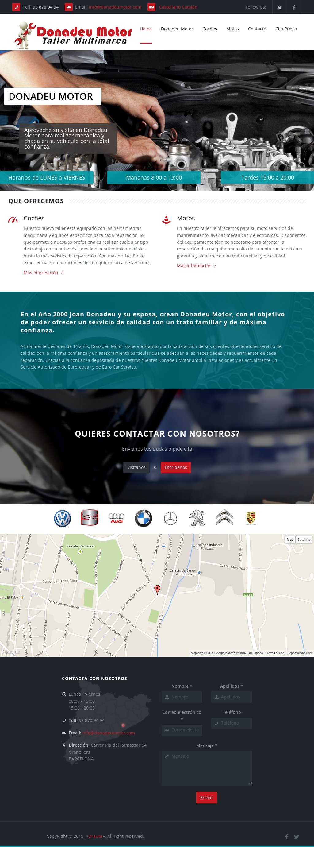 Euro Repar Car Service Competitors Revenue And Employees Owler