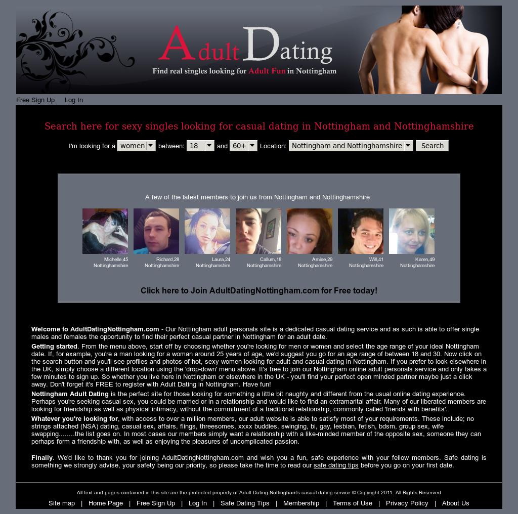 singles dating nottingham dating agency in dubai