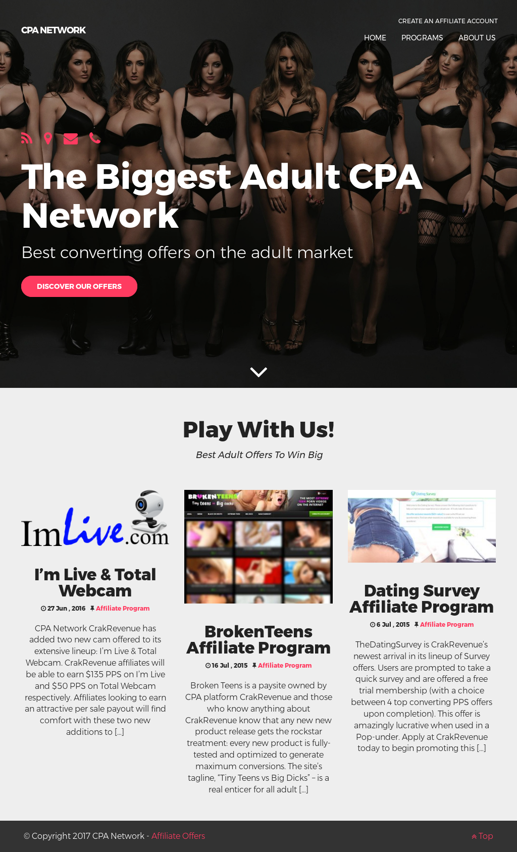 Adult cpa network